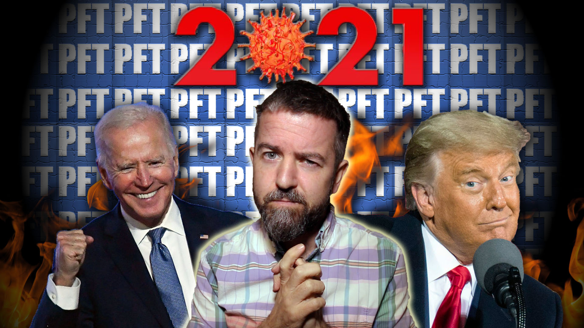 Dan Dicks: COVID-19(84) IN 2021 WITH BIDEN? OR, COVID-19(84) IN 2021 WITH TRUMP? Here's What To Expect!!!